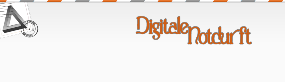 Digitale Notdurft