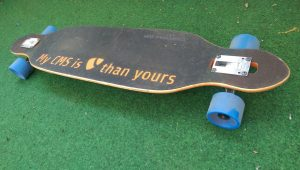 TYPO3 Snowboard