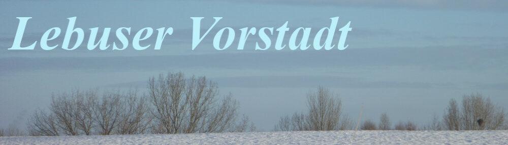 Lebuser Vorstadt